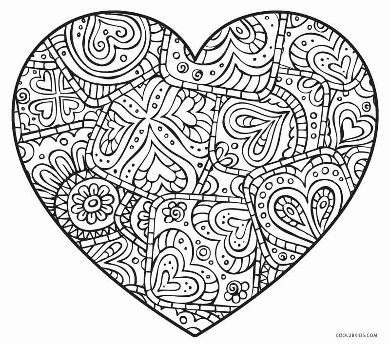 Hearts With Designs