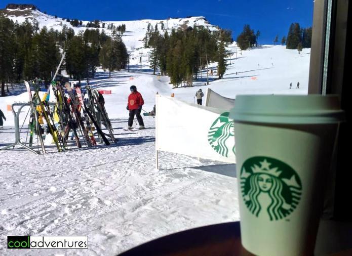 Squaw Valley Starbucks