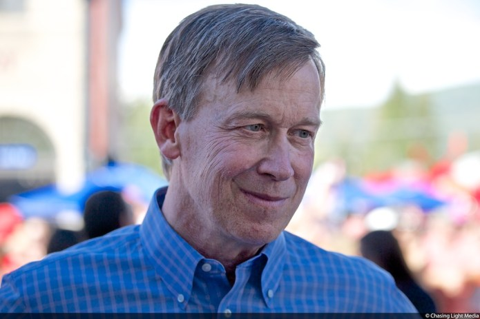 Governor George Hickenlooper USA Pro Challenge 2013 Stage 3