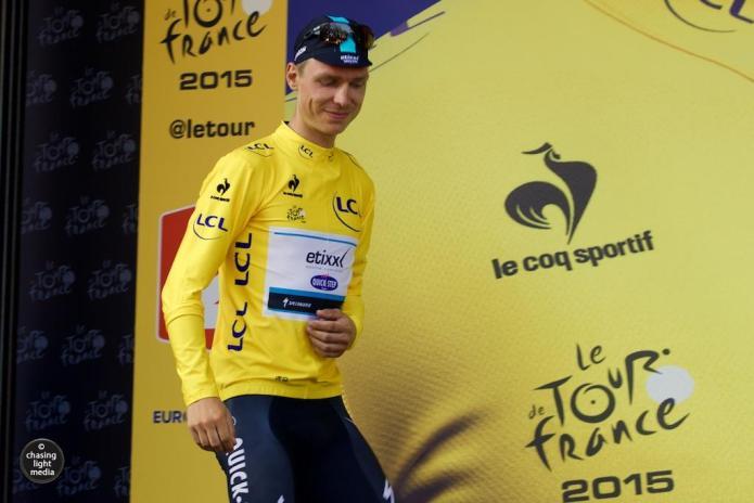 Tony Martin, Etixx-QuickStep, Tour de France 2015 Stage 6
