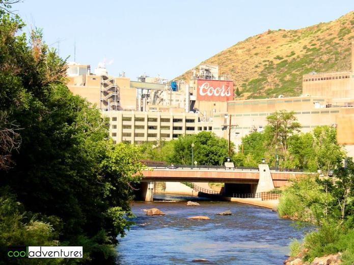Miller-Coors Brewery, Golden, Colorado