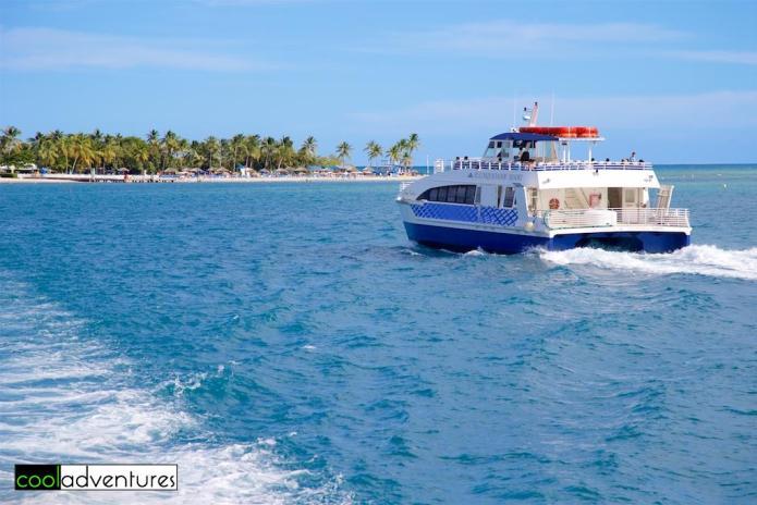 Ferry to Palomino Island