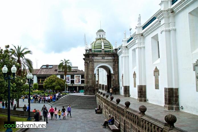 Things to do in Quito: Metropolitan Cathedral of Quito