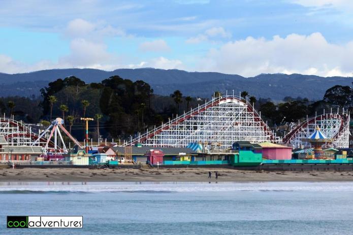 Santa Cruz Boardwalk, Santa Cruz, California