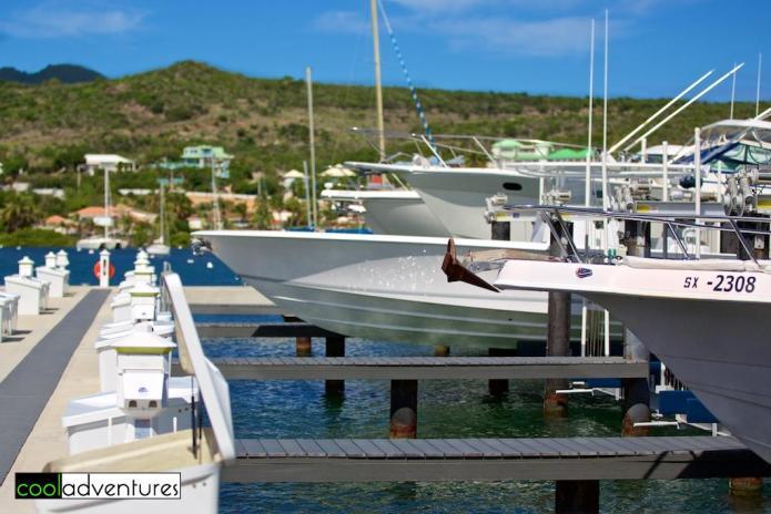 Oyster Pond Marina, Sint Maarten / St Martin