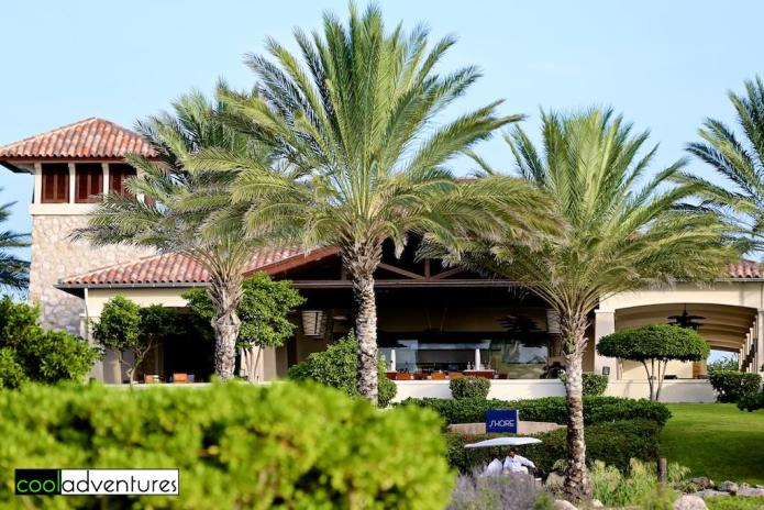 Shore Restaurant, Santa Barbara Resort, Curacao