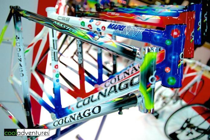 Colnago bikes Interbike