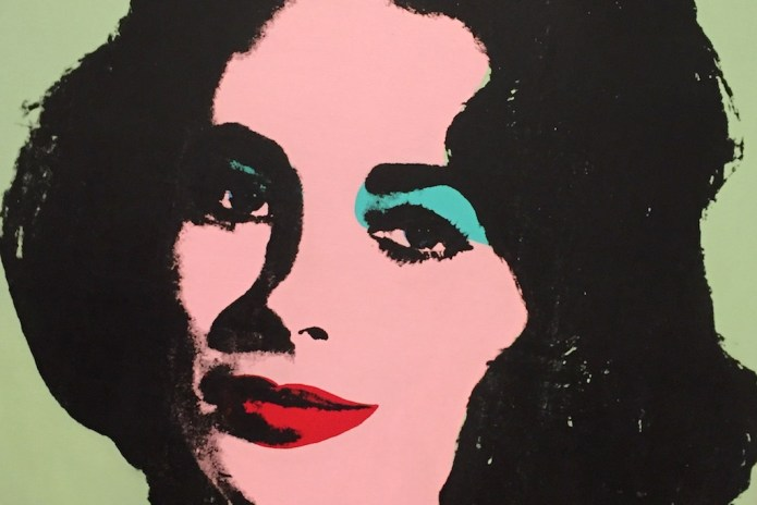 Elizabeth - Like the Queen, Andy Warhol, Art Institute of Chicago, Chicago, Illinois