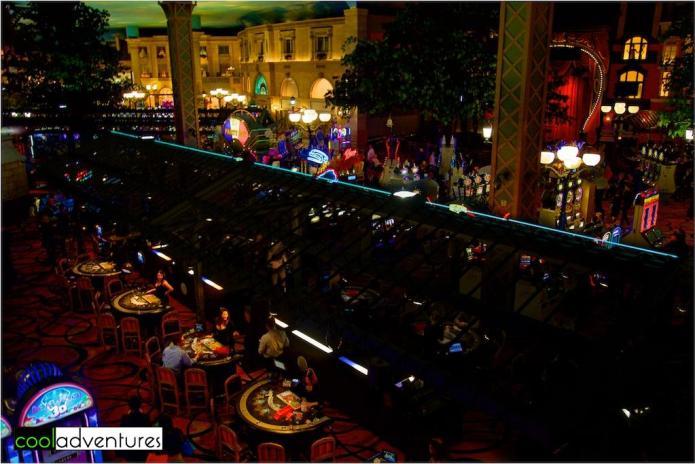 Paris Las Vegas casino, Las Vegas, Nevada
