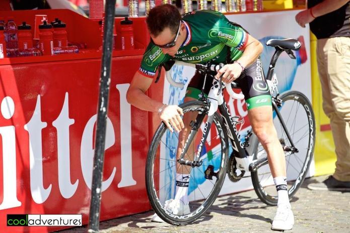 Tommy Voeckler, Tour de France 2015