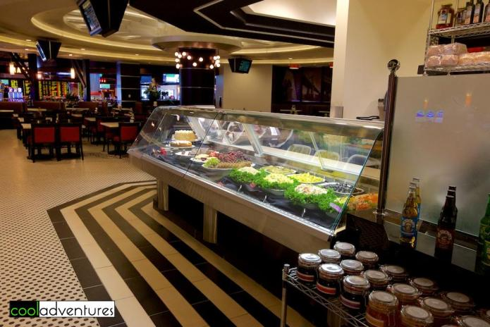 Manhattan Deli, Atlantis Casino Resort Spa