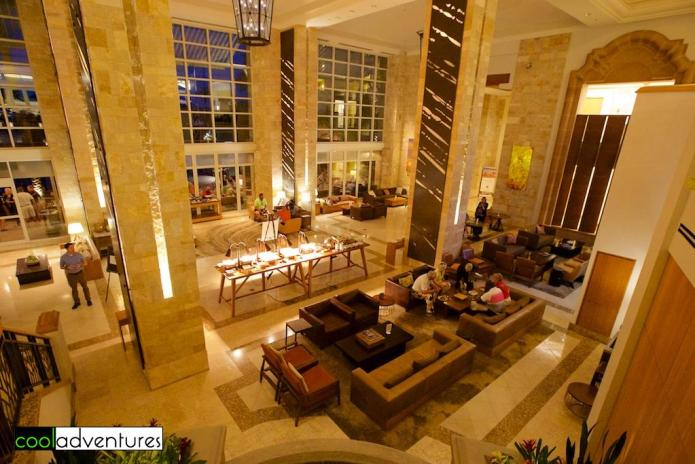 Great area at JW Marriott Phoenix, Arizona