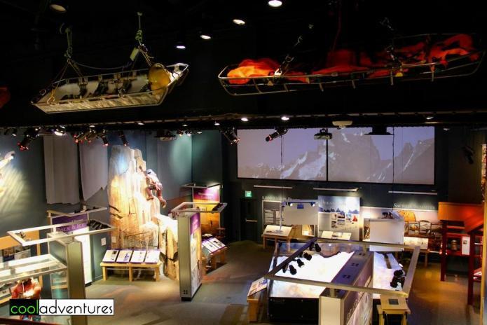 American Mountaineering Museum, Golden, Colorado