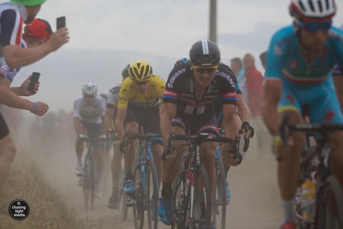 Tour de France 2015 Stage 4 – Cobblestones sector 6