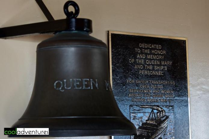 The Queen Mary shops bell