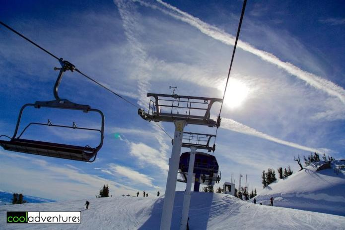 Mt. Rose Ski Tahoe, Lake Tahoe, Nevada