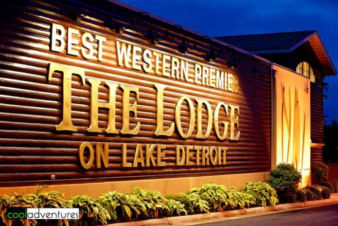 Best Western The Lodge on Lake Detroit, Detroit Lakes, Minnesota