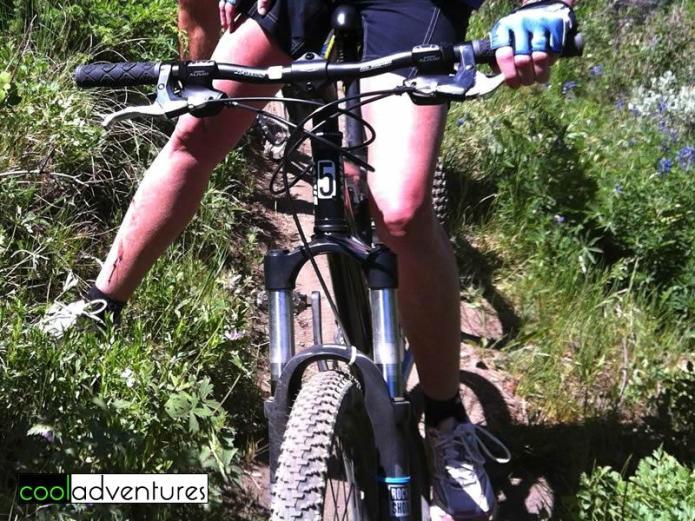 Ride a bike in Golden, Colorado