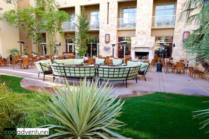 Roy's Pacific Rim, JW Marriott Phoenix Desert Ridge Resort & Spa, Phoenix, Arizona