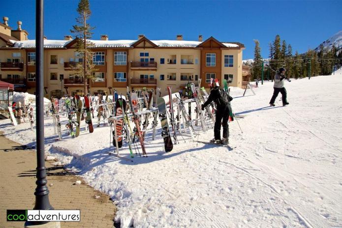 Lodging at Kirkwood Ski Resort