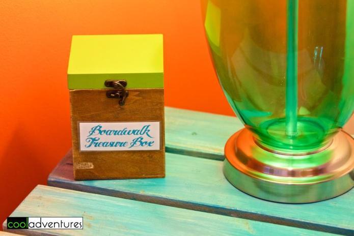 The Boardwalk Treasure Box