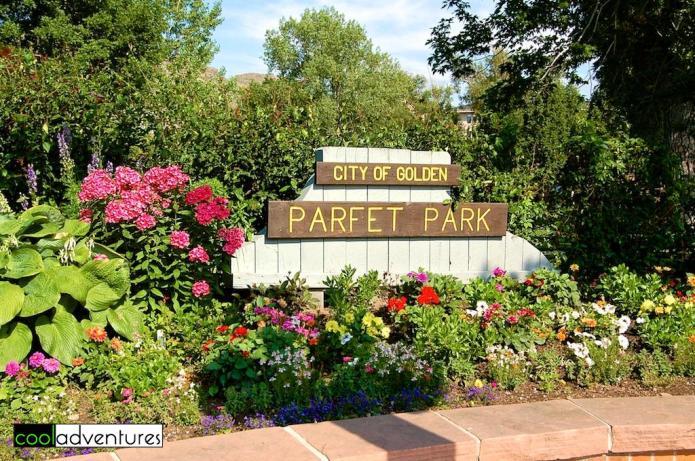 Parfet Park, Golden, Colorado