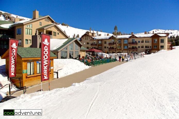 The Village at Kirkwood Ski Resort