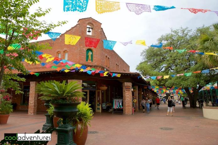 El Mercado - Market Square, San Antonio, Texas