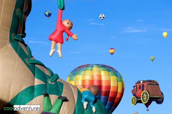 Great Reno Balloon Race 2014