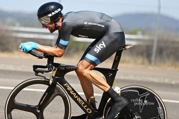 Bradley Wiggins wins Stage 2 ITT at Amgen Tour of California 2014