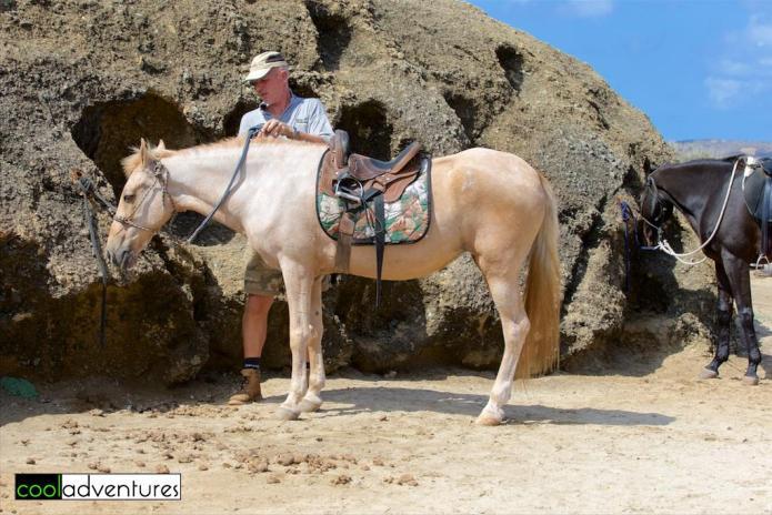 Blondy Studebaker, Rancho Washikemba, Bonaire