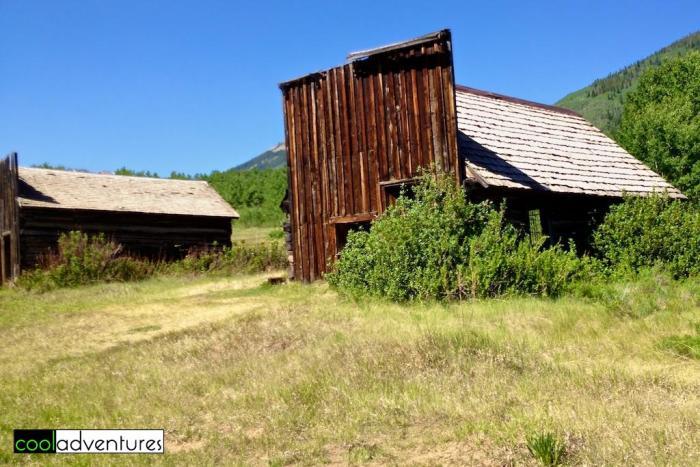 Ashcroft, River Run Trail near Aspen, Colorado