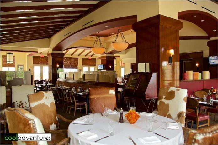 Meritage Steakhouse, JW Marriott Desert Ridge, Phoenix, Arizona