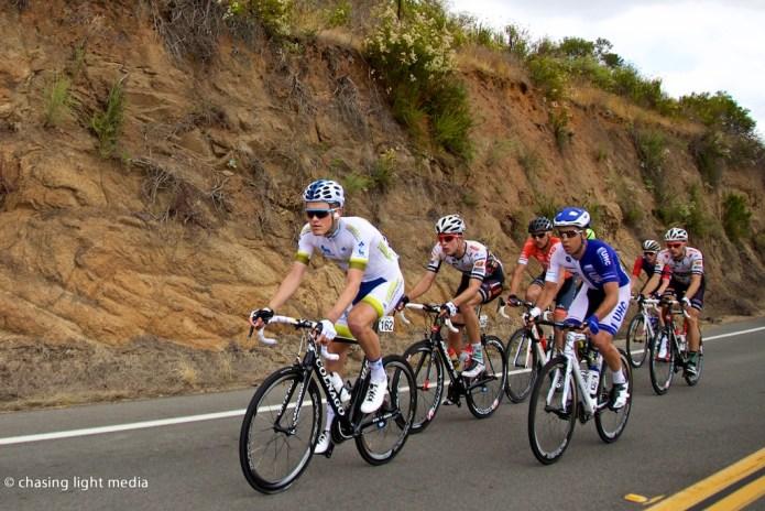 2016 Amgen Tour of California Stage 1 breakaway