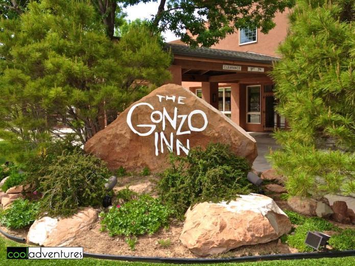 Gonzo Inn, Moab, Utah