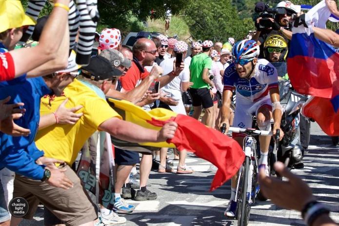 Thibaut Pinot, FDJ, Tour de France 2015 Stage 20 Alpe d'Huez