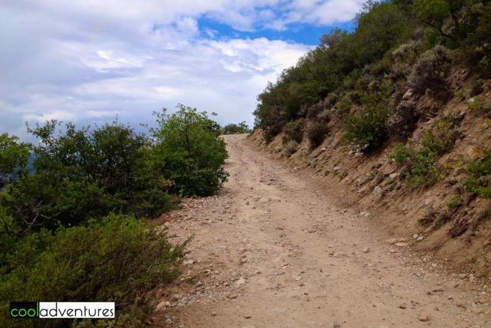 Hiking Smuggler Mountain Trail, Aspen, Colorado