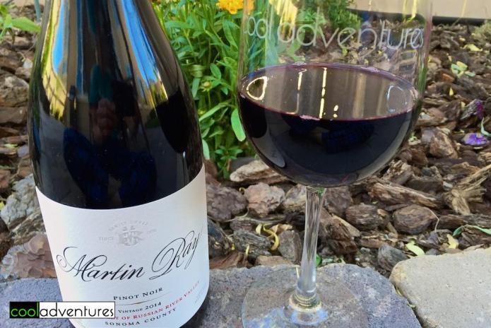 2014 Martin Ray Winery Pinot Noir Photo: Kim Hull © Chasing Light Media