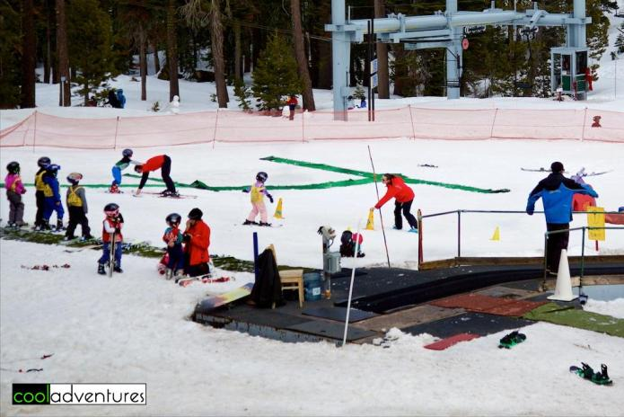 Wild Mountain Ski School at Sierra