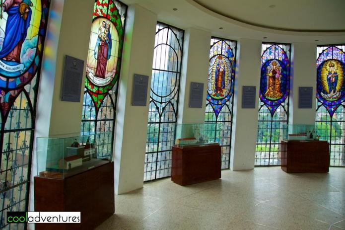 Interior, Mirador El Panecillo, Quito, Ecuador