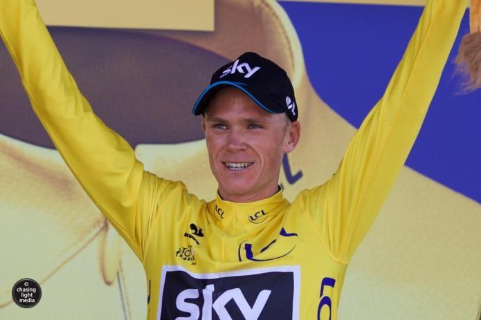 Chris Froome, Team Sky, Tour de France 2015