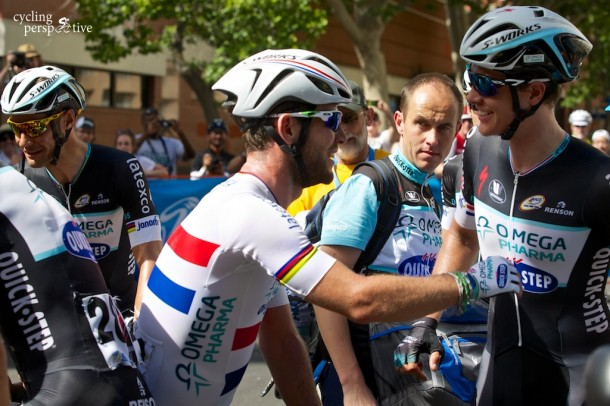 Mark Cavendish, Omega Pharma Quickstep