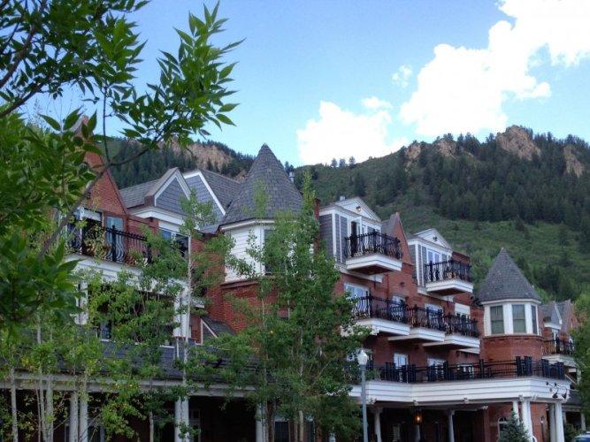 Aspen hotel: Hyatt Grand Aspen