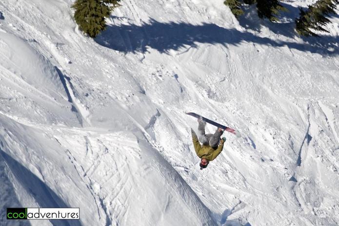 Jordan Nield, Finals, Men's snowboarding, Huck Cup, Sierra at Tahoe