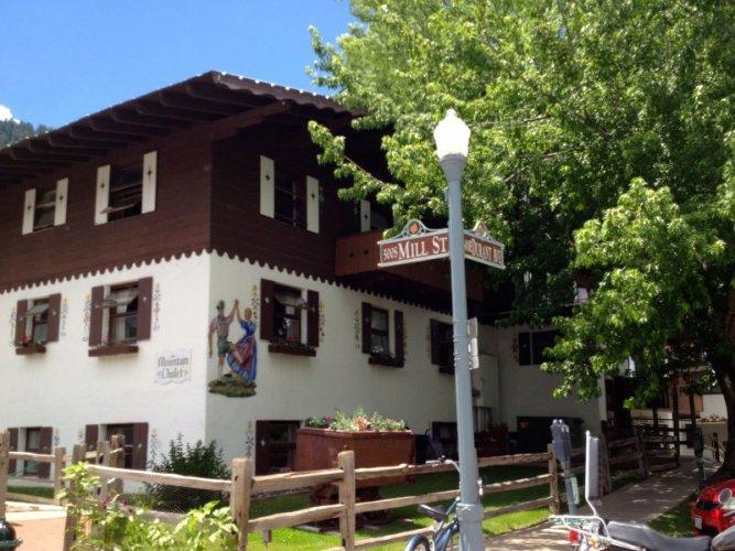 Aspen hotel: Mountain Chalet