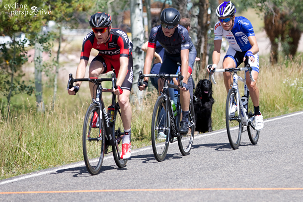 Tour of Utah 2014 Stage 5s first intermediate sprint