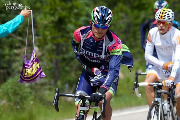Winner Anacona, Tour of Utah 2014 Stage 5
