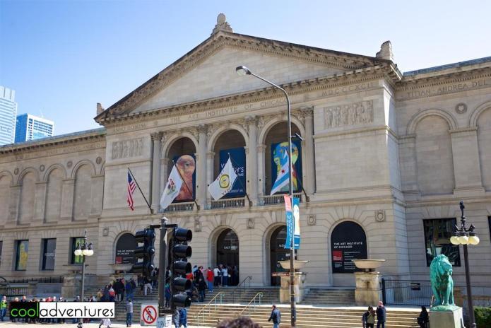 The Art Institute of Chicago, Chicago, Illinois