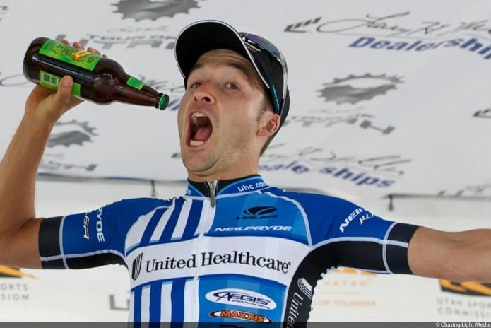 Lucas Euser, Tour of Utah 2013 Stage 3
