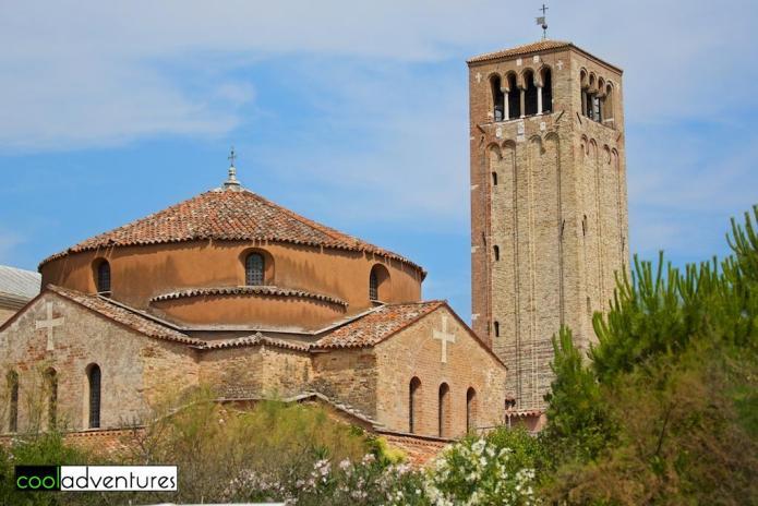 Cattedrale di Santa Maria Assunta (Cathedral of Santa Maria Assunta) Torcello, Italy
